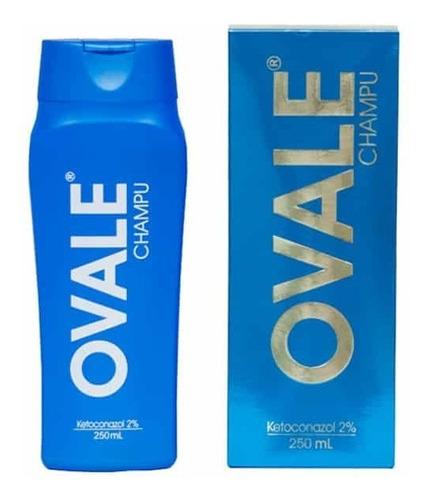 Champu Ovale Ketoconazol 2% X 250 Ml Pharmaderm