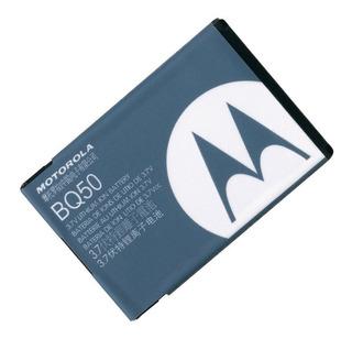 Bateria Motorola Bq50 Originales,w220,w375