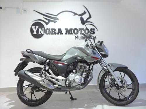Honda Cg 160 Fan Flex 2021 - Moto Linda