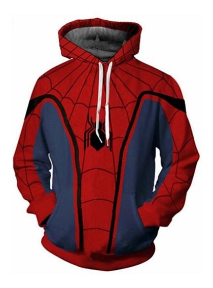Sudadera Spiderman Maravilla Legends , Avengers Endgame