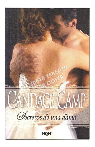 Secretos De Una Dama Candace Camp Harlequin Hqn Mercado Libre