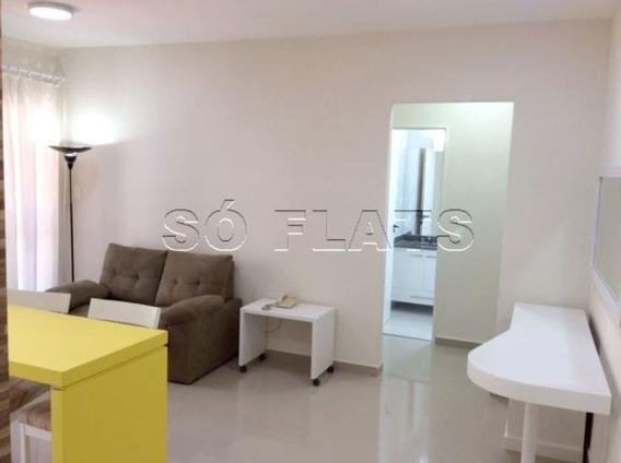 Flat Na Saúde Disponível A Venda Com Ótima Localização - Sf25990
