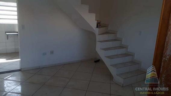 Sobrado Com 2 Dorms, Parque São Vicente, São Vicente - R$ 158 Mil, Cod: 6613 - V6613