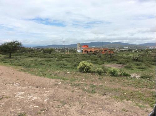 Imagen 1 de 4 de Terreno Rústico Tequisquiapan Querétaro  En Estación Bernal