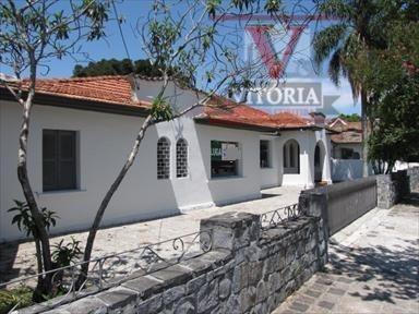 Casa Comercial Para Locação, Alto Da Glória, Curitiba. - Ca0005