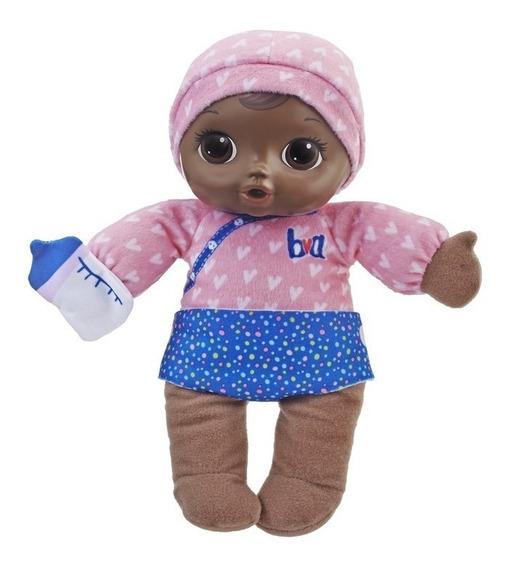 Boneca Baby Alive Dorme Bebe Negra - Hasbro E3090