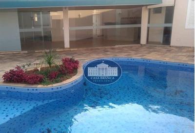 Casa Residencial Para Venda E Locação, Condomínio Habiana, Araçatuba. - Ca1006