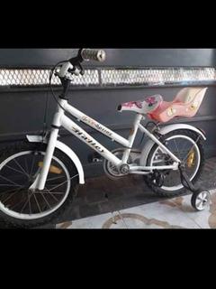 Bicicleta Halley De Niña Rod 16