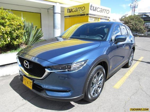 Mazda Cx5 Signature-2020 Awd 2.5 Turbo At 4x4