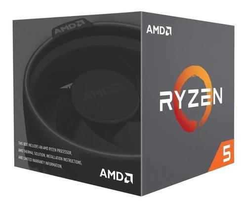 Micro Procesador Amd Ryzen 5 2600 3.9ghz Am4 Mexx 2