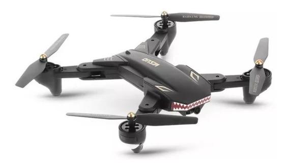 Drone Visuo Xs809s Sharks Wifi Fpv 20 Min Voo Hd 720