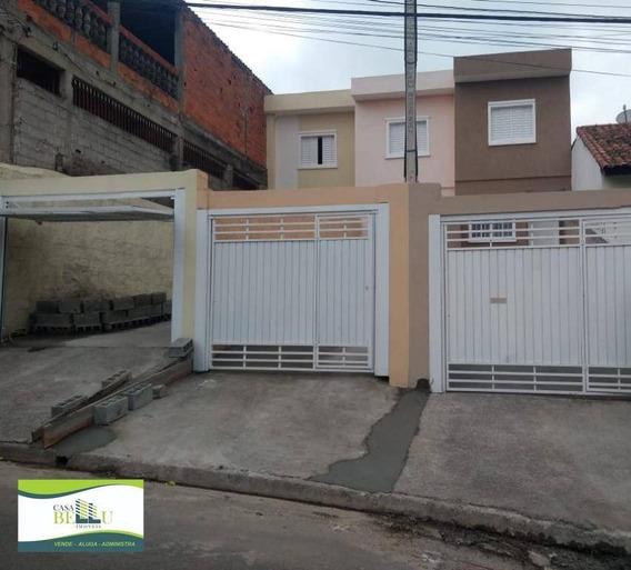 Casa Residencial À Venda, Jardim Alegria, Francisco Morato. - Ca0200