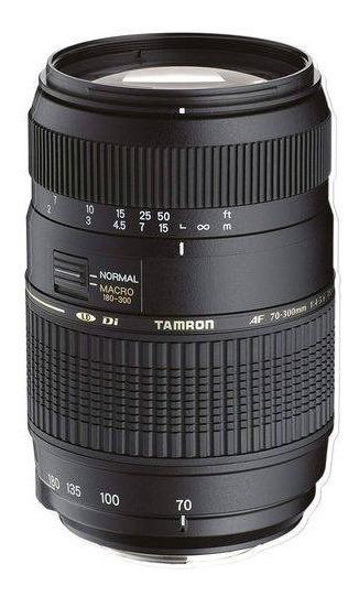 Tamron Foco Automático 70-300mm F 4.0-5.6 - Para Nikon