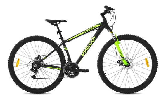 Bicicleta Mountain Bike Escape Rodado 29 Philco Escape 29er