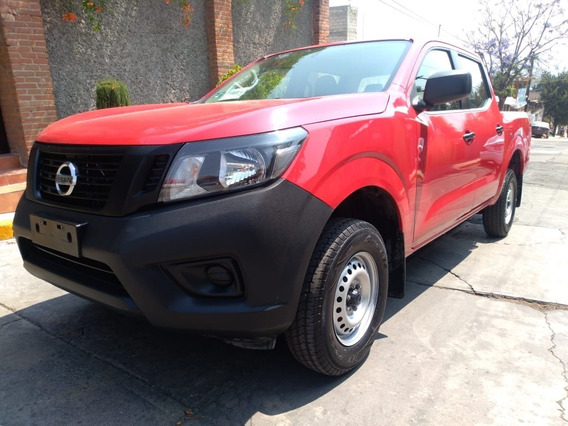 Nissan Np 300 Doble Cabina 2016