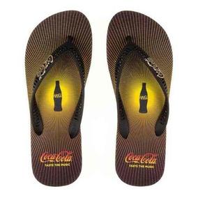 Chinelo Coca Cola Sound Masculino Cc2477