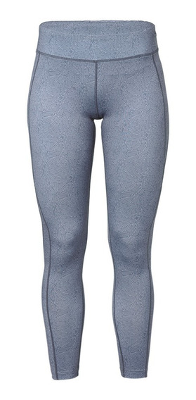 Calza Mujer Active Leggins Gris Lippi