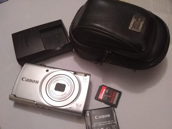 Cámara Canon Power Shot Mod. A 2500
