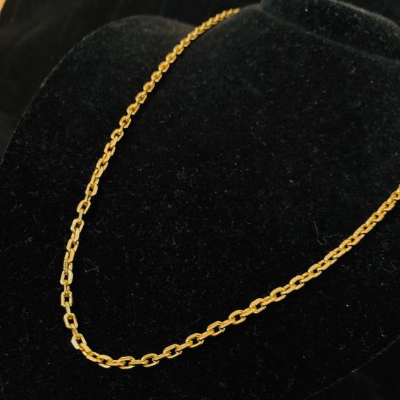 Correntinha De Ouro , Cordão Banhado A Ouro