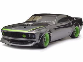 Automodelo Hpi Racing 1/10 Nitro Rs4 3 Evo 69 Mustang 2.4ghz