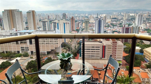 Apartamento Com 3 Dormitórios 3 Suítes À Venda No Tatuapé - 226-im337490
