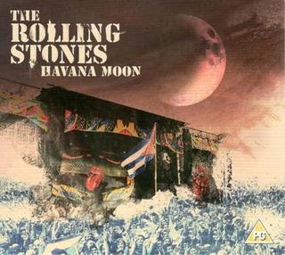 Dvd - Havana Moon - The Rolling Stones - Dvd + 2 Cd