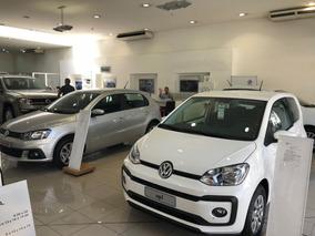 Volkswagen Up Okm 2018 3 Puertas Plan Adjudicado Cuota Pesos