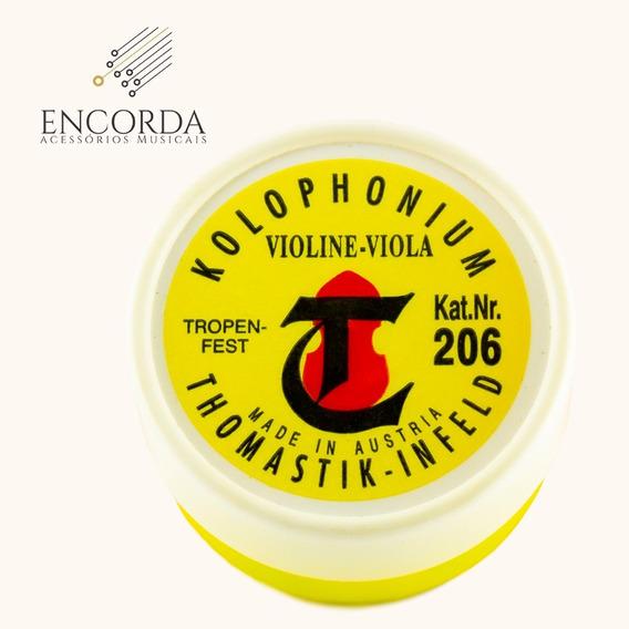 Breu Para Violino / Viola Thomastik Tropical 206