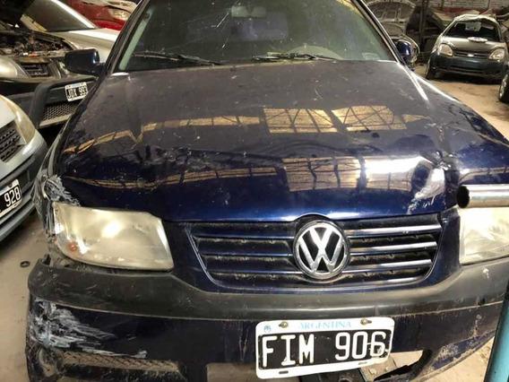 Volkswagen Gol Dublín 1.6 3p Aa Y Dh Chocado Y Dado De Baja