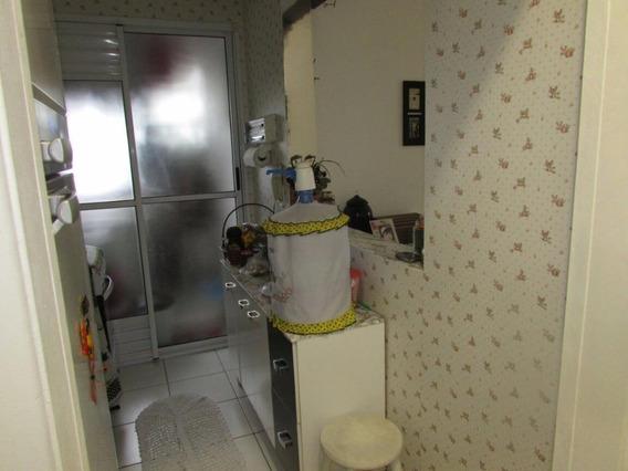 Apartamento Residencial À Venda, Areia Branca, Santos. - Ap5438