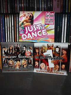 Super Éxitos,just Dance, Thalia, Gloria Trevi, Beyonce, Lady