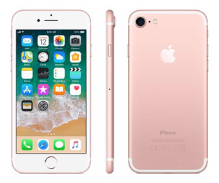 iPhone 7 32gb Rose Desbloqueado