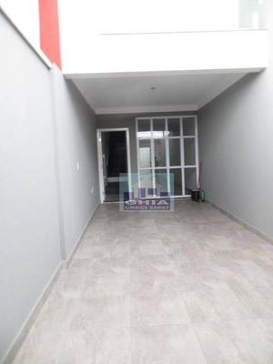 Sobrado Com 3 Dormitórios À Venda, 143 M² Por R$ 610.000 - Cidade Patriarca - São Paulo/sp - So0136