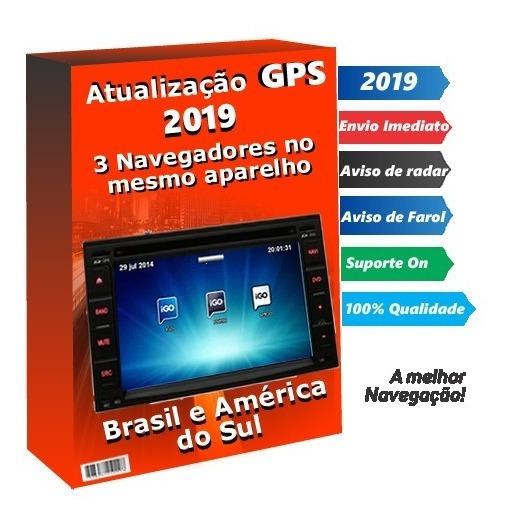 Atualização Gps Para Central Multimidia Aikon S100
