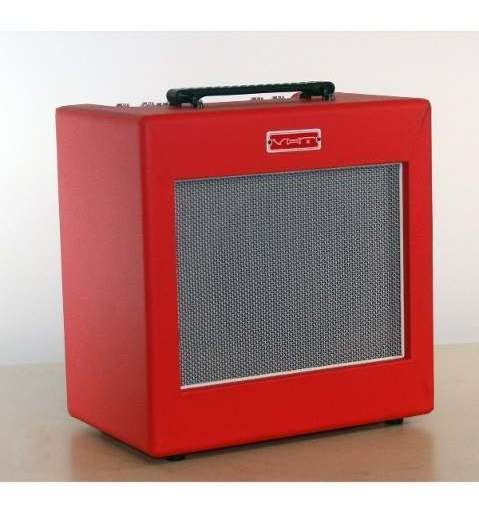 Amplificador Vht Redline Combo 20wts Parlante 1x8 Mt