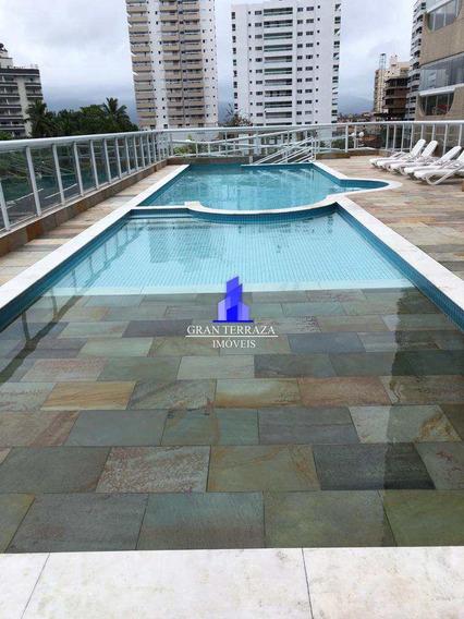 Apartamento Com 3 Dorms, Aviação, Praia Grande - R$ 560 Mil, Cod: 316 - V316