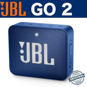 Caixa Som Bluetooth Jbl Go 2 Laranja Original Com Garantia