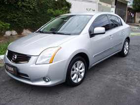 Nissan Sentra S 2.0 Flex Fuel Automatica Prata 2011