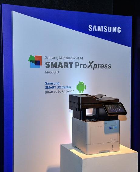 Multifuncional Samsung 4580 Sl-m4580fx Laser* Baixo Contador