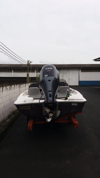 Barco Bass Boat Quest 268