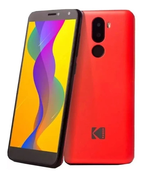 Celular Kodak Smartway L1 Rojo 8gb Android Dual Sim Mexx 1