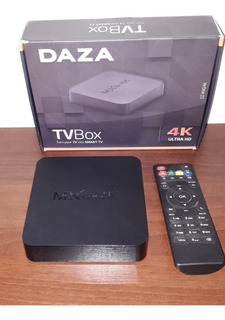 Tv Box 4 K Ultra Hd