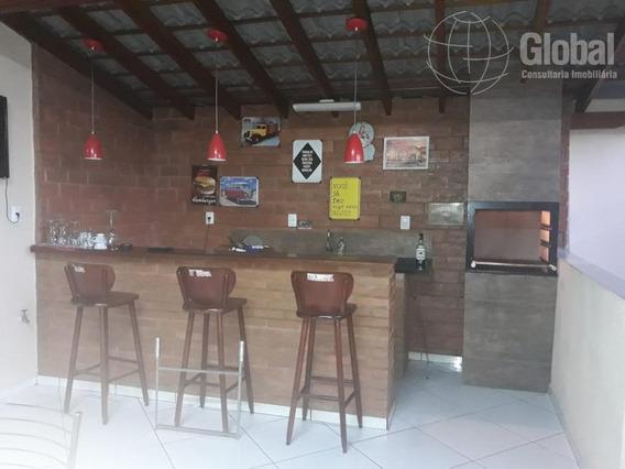 Sobrado À Venda, 200 M² Por R$ 450.000 - Jardim Campos Verdes - Nova Odessa/sp - So0306