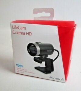 Microsoft Lifecam Cinema 720p Hd