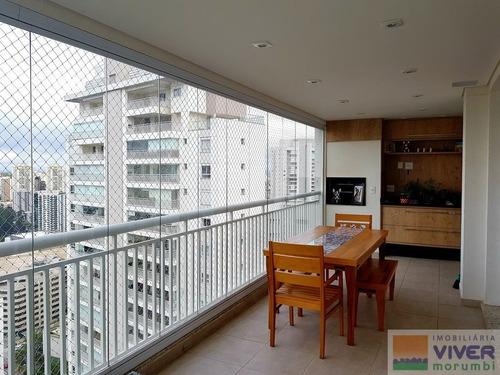 Imagem 1 de 15 de Charmoso Apartamento - Nm4155
