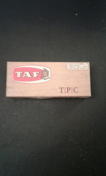 Marquilla Taf De Belgica 10 Cigarros.