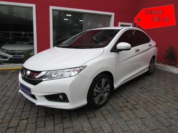 Honda City 1.5 Exl 16v Flex 4p Automático