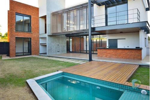 Casa Com 5 Dormitórios À Venda, 352 M² Por R$ 1.690.000,00 - Recreio Das Acácias - Ribeirão Preto/sp - Ca1735