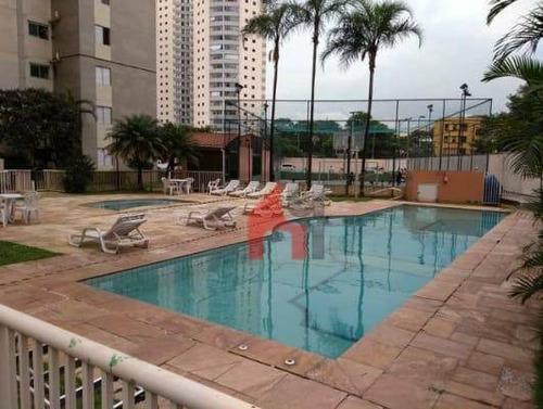 Apartamento À Venda, 66 M² Por R$ 450.000,00 - Cambuci - São Paulo/sp - Ap0406