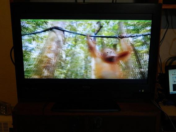 Televisor Lcd 26pulg Rca Con Dvd Incorporado Usado